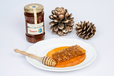 Pine honey of Thassos